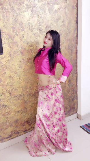 Vandna Chaudhari VIP escort service in Delhi
